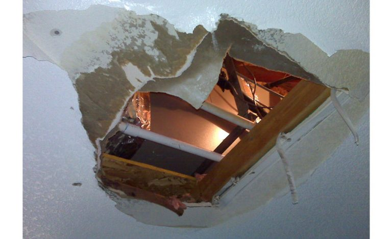 Avoid Water Damage from a Leaky A/C