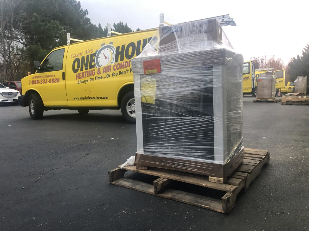 Furnace Giveaway