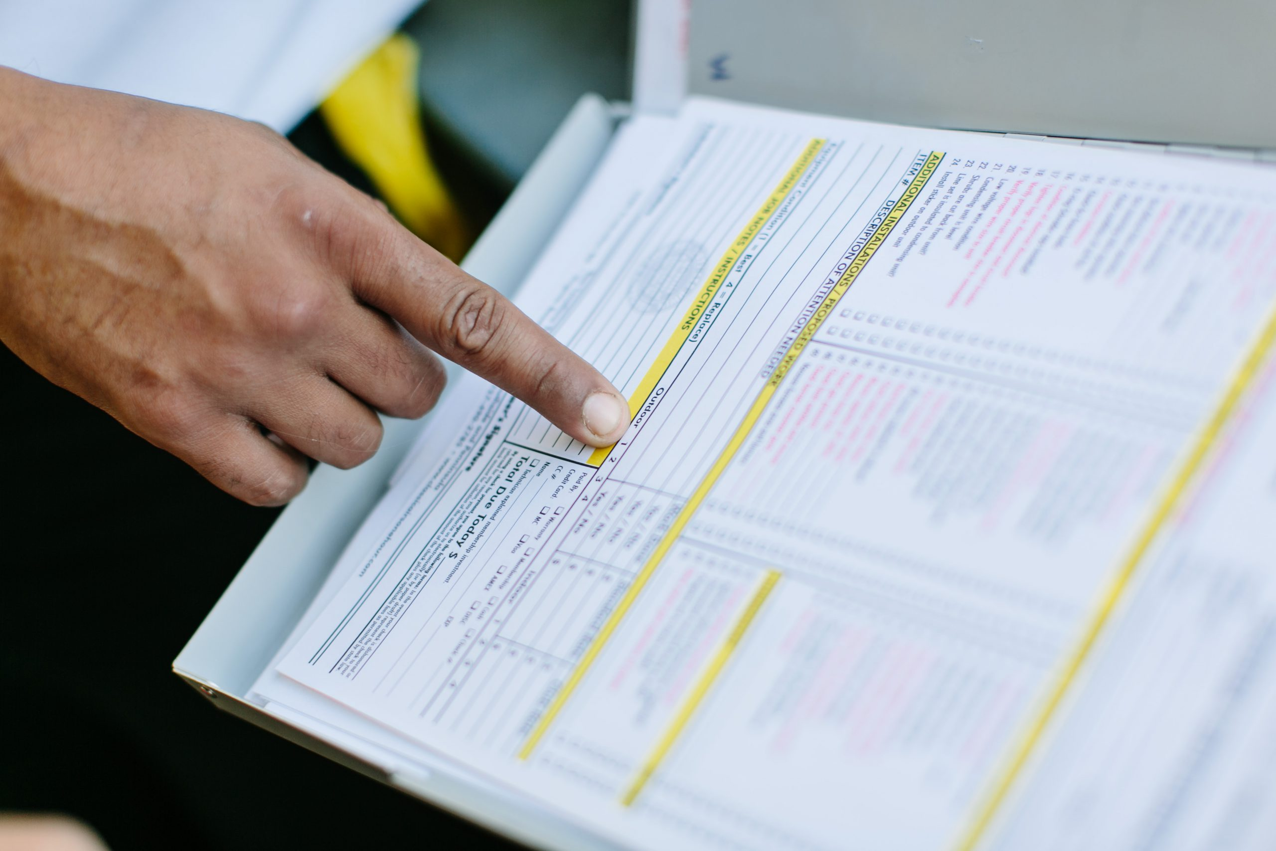 What's On Our HVAC Maintenance Checklist?